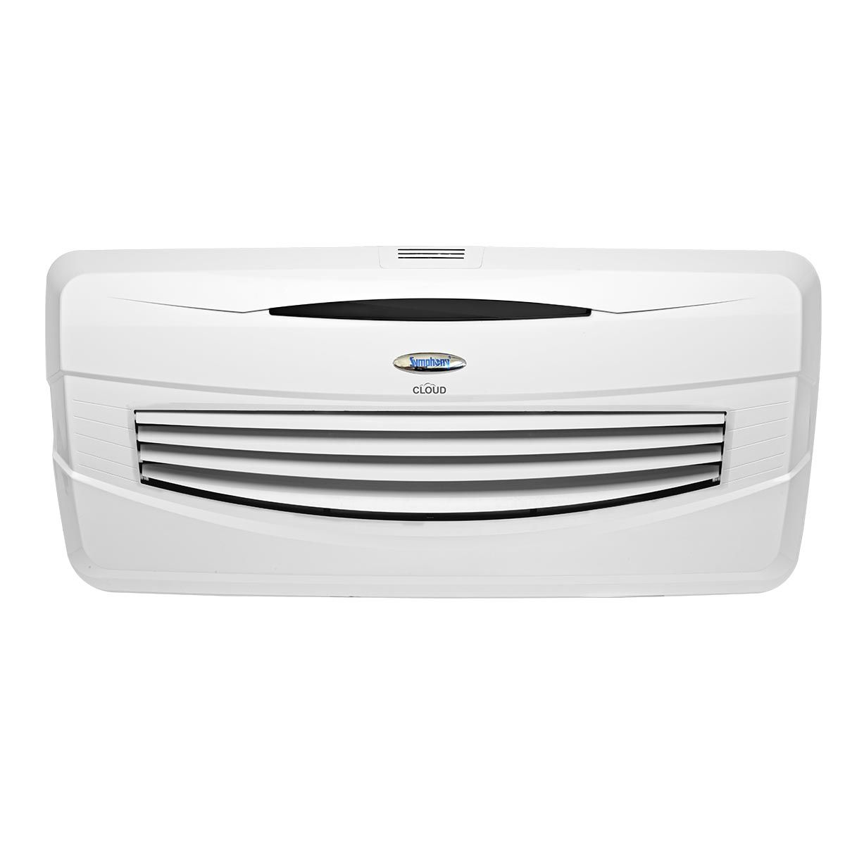 Symphony Cloud Wall-Mounted Personal Room Air Cooler 15-Litre (Expandable) with Remote