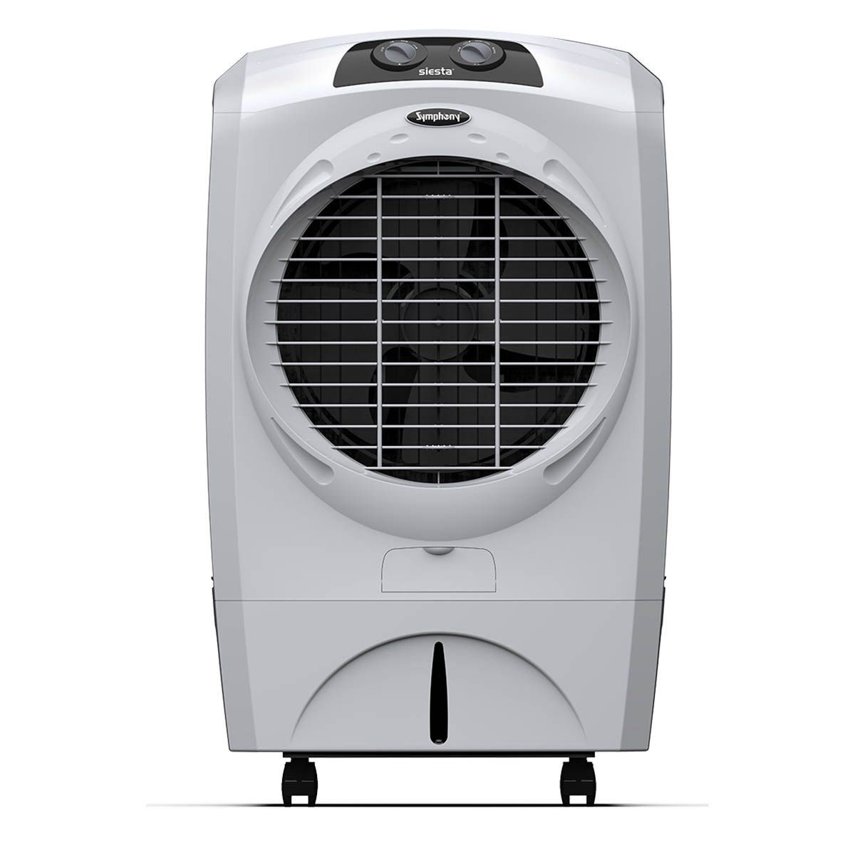 Symphony Siesta Desert Air Cooler 45-litres with Cool Flow Dispenser